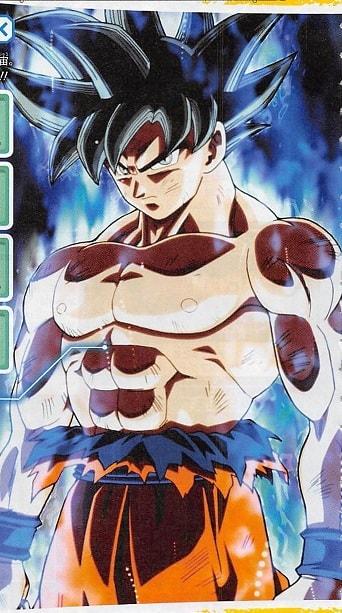 Dragon Ball Super Torneio do Poder Goku Anime