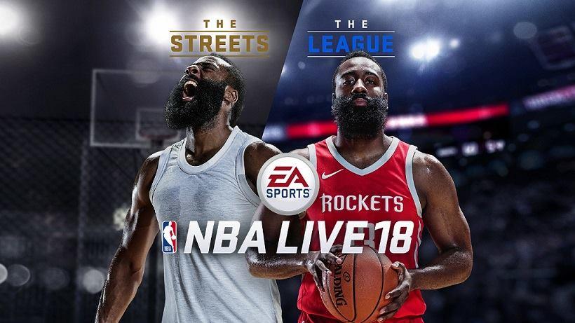 EA NBA Live 18 chegará em setembro 2017