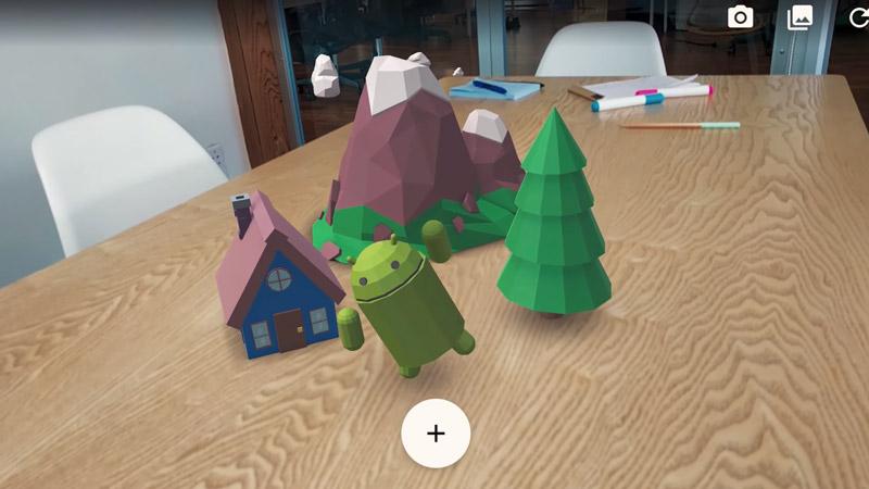 Google ARCore: Software de Realidade Aumentada para Android