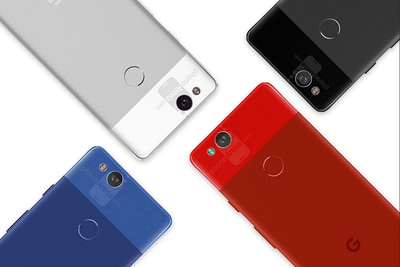 Sem mais segredos! Este será o design do Google Pixel 2
