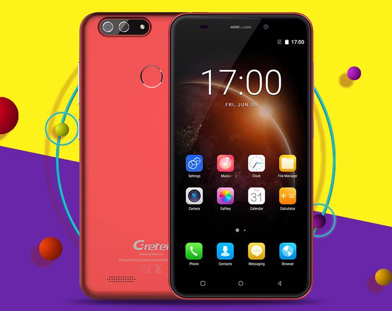 Gretel S55 Smartphone