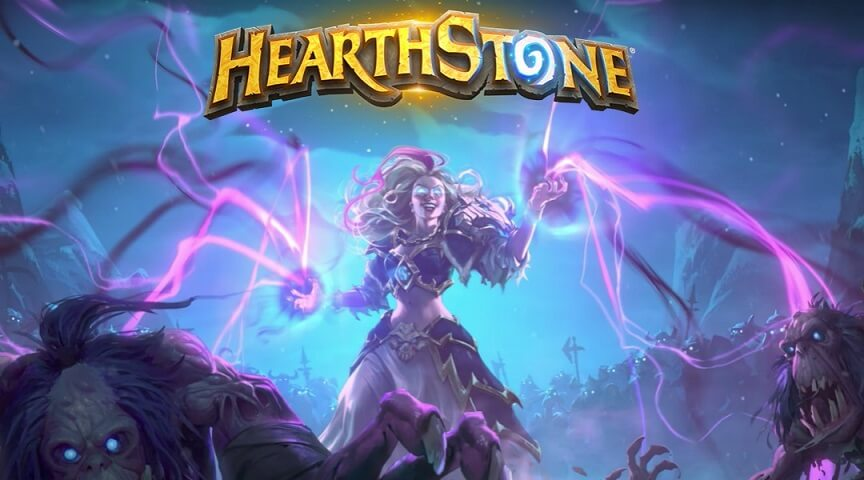 Hearthstone Knights of the Frozen Throne nova expanção