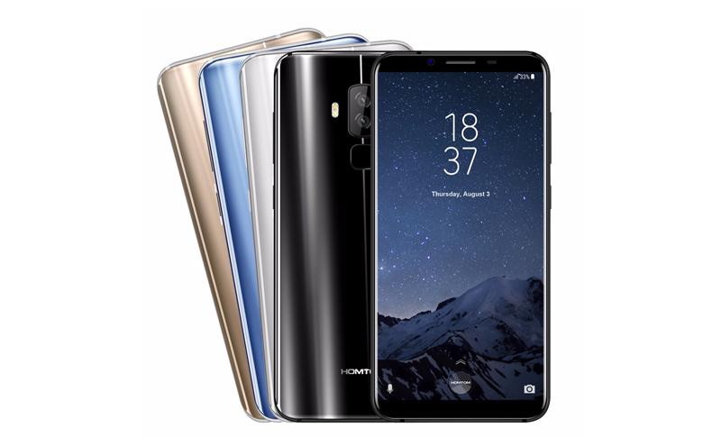Homtom S8: Um Android de qualidade para o preço solicitado