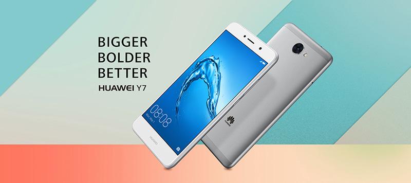Huawei Y7 smartphone Gaming