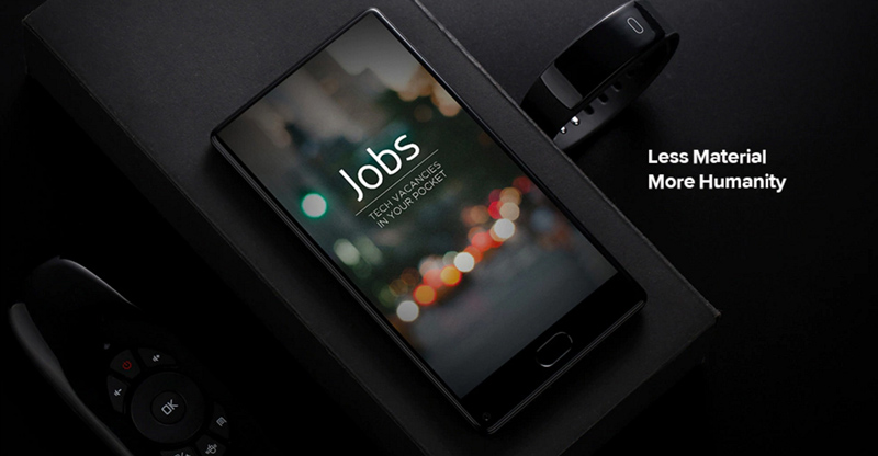 Leagoo KIICAA Mix: O smartphone bezel-less que custa menos de 100€