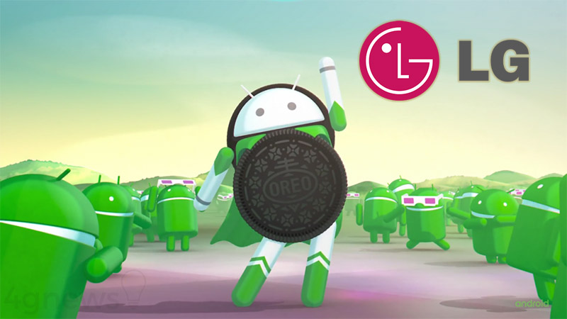 LG Android Oreo LineageOS 15