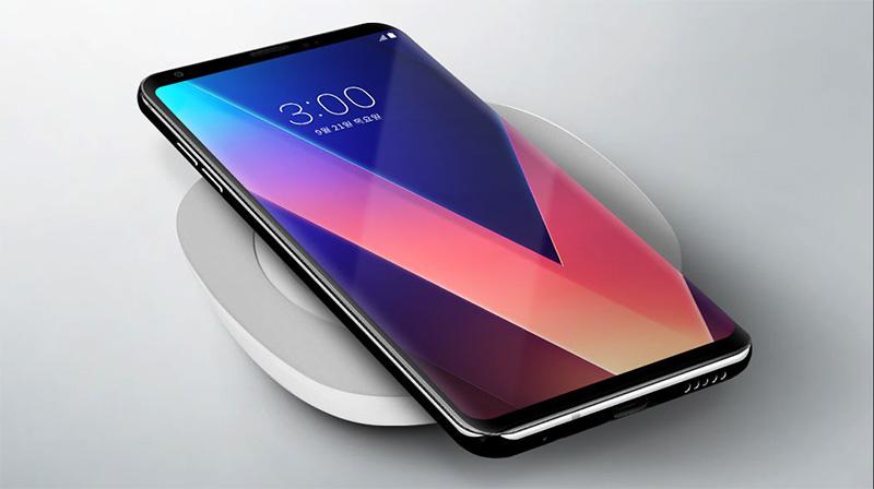 Um smartphone flagship em vidro tem de ter carregamento sem fios