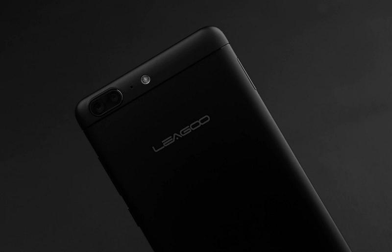 Leagoo T5: Smartphone com 4GB RAM e boas especificações por 110€