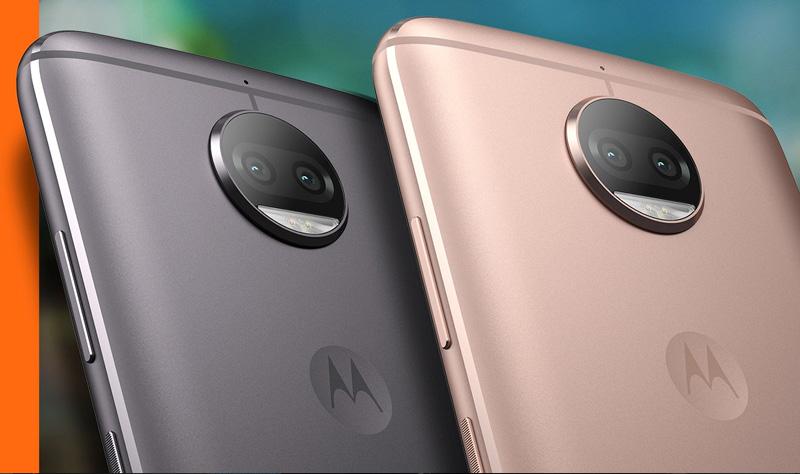 Motorola Moto G5 Plus Brasil