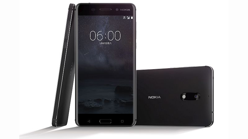 Smartphone Android Nougat Nokia 6 Portugal