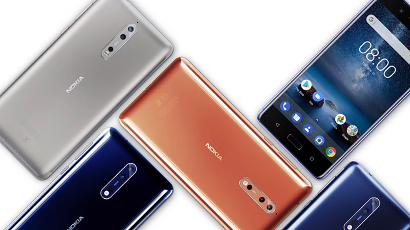 Sony Xperia XA1 Ultra Android Project Treble Google Android Oreo HMD Global Nokia 8 Android Oreo atualizaões