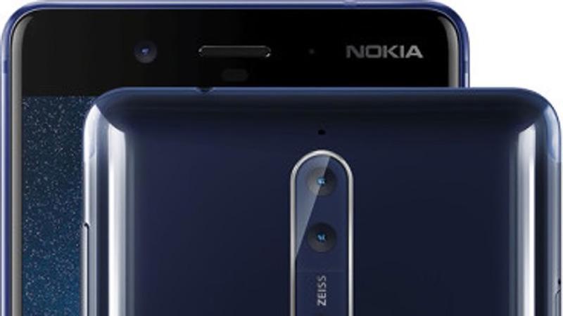 Smartphone Android Nokia 8 Huawei