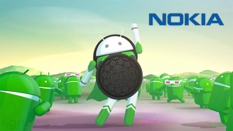 Nokia 9 Android Oreo