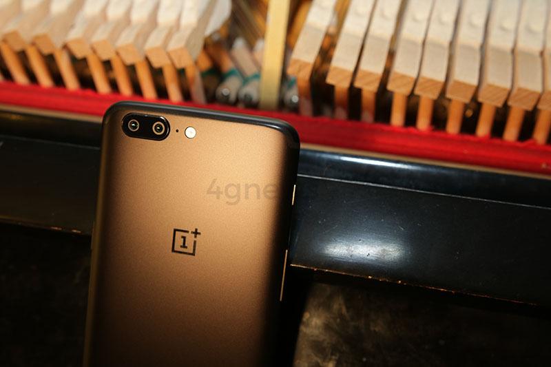 OnePlus 5 4K Ultra-HD Problemas de rede