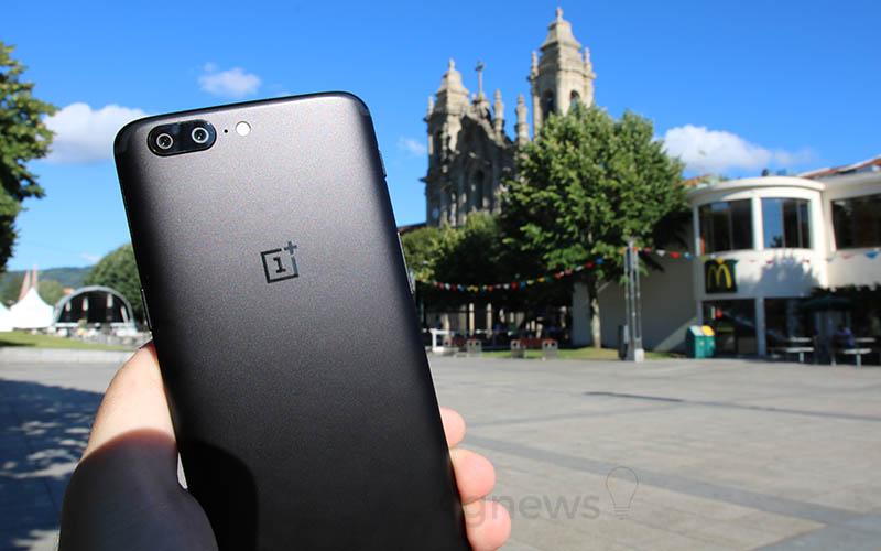 OnePlus 5 Smartphone Snapdragon 835 AnTuTu Top 10