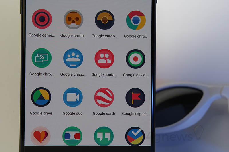 Pixel Infinity Icon Pack OnePlus 5 smartphone Android