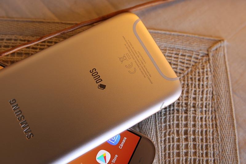 Samsung Galaxy J3 Android Oreo Google Samsung Galaxy J5 (2017) Samsung Galaxy J7 (2017) 4gnews Review Análise Smartphone Samsung Galaxy J3 Galaxy J7 Android Oreo Google
