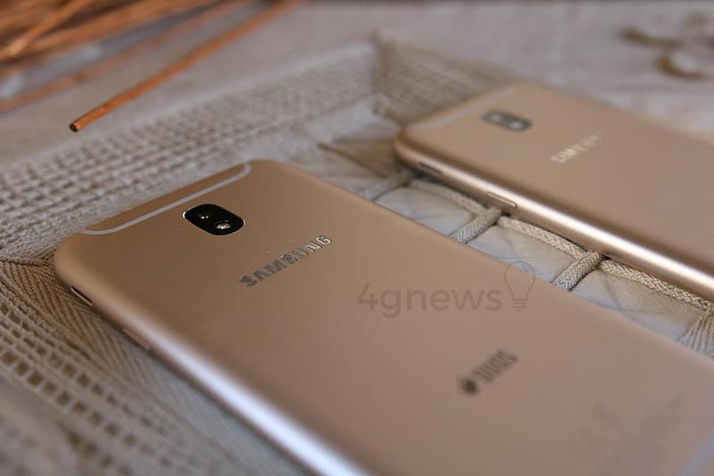 Samsung Galaxy J Android Oreo