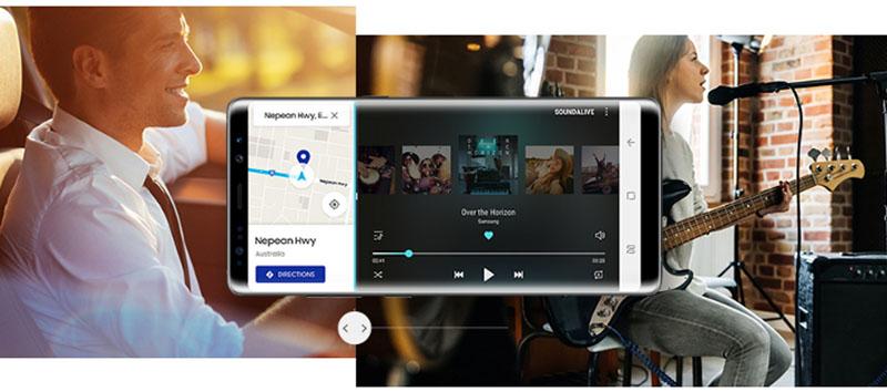 Samsung Galaxy Note8 Apps
