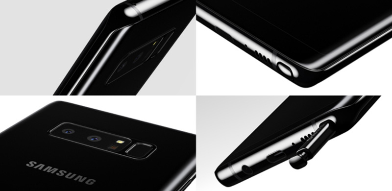 Samsung Galaxy Note8 Harman Kardon