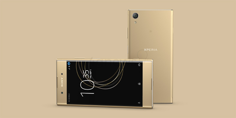 smartphone Sony Xperia XA1 Plus IFA 2017