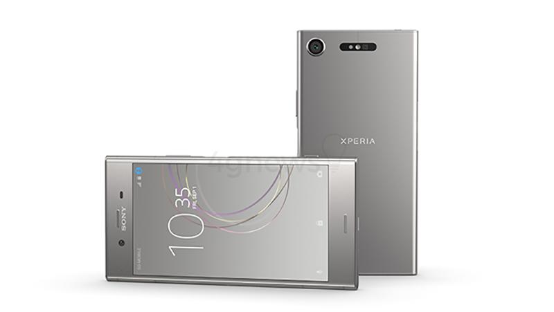 Sony Xperia XZ1 smartphone IFA 2017