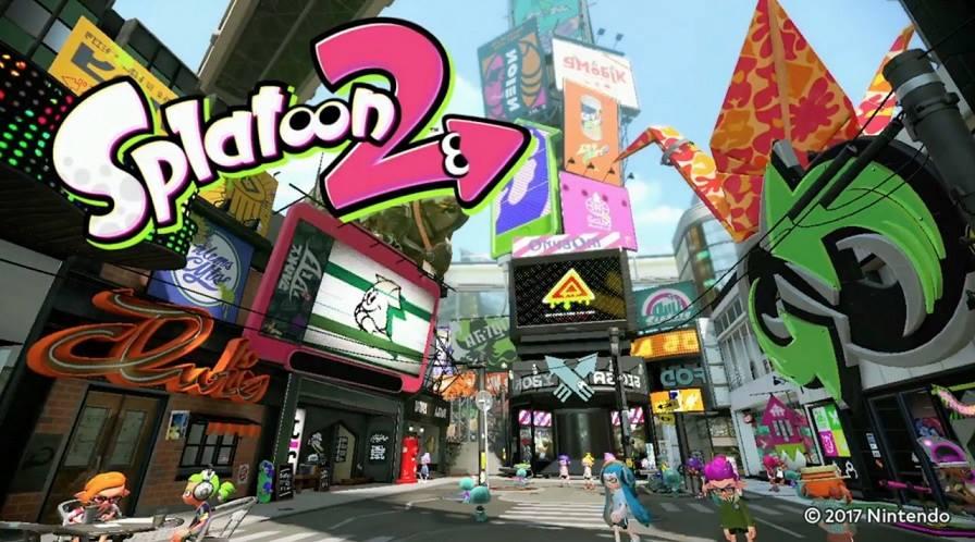 Nintendo Splatoon 2 DLC