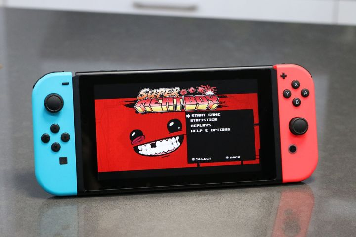 Super Meat Boy vai ser lançado para a Nintendo Switch