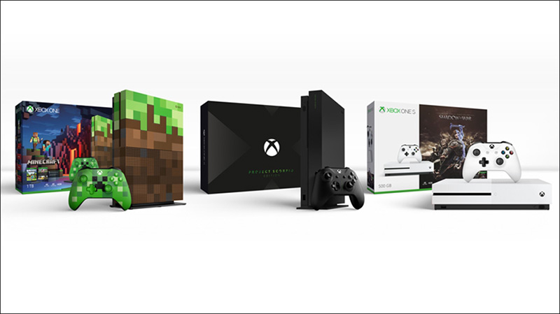 Xbox One X Portugal