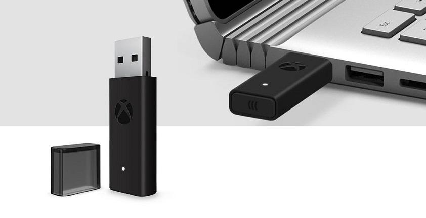 Microsoft Xbox One adaptador para PC