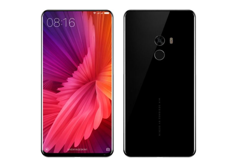 Xiaomi Mi Mix 2 iPhone 8 Xiaomi Mi Note 3
