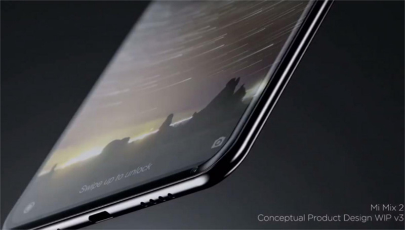 Xiaomi Mi Mix 2 5 de Setembro