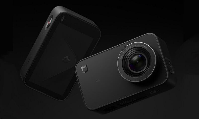 Xiaomi MIJIA 4K câmara compacta : Por €110 não arranjas melhor!