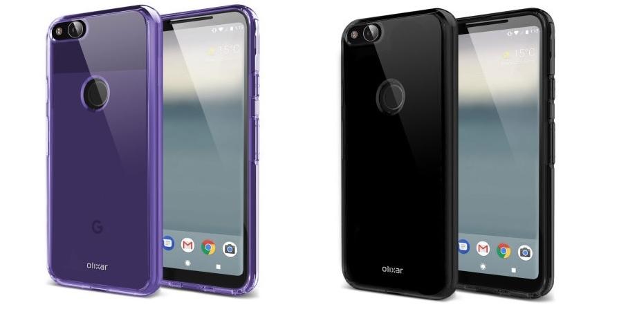 Google Pixel XL 2 Olivar