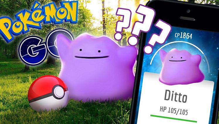 Pokémon Go Pikachu - Ditto Outbreak Festival este fim-de-semana