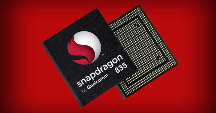 Qualcomm Snapdragon 836 2018