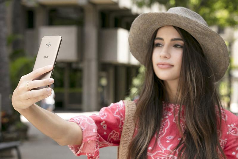 ASUS Zenfone 4 Selfie atualização Android