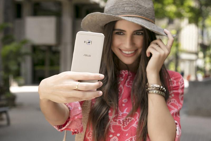 ASUS ZenFone 4 Selfie Pro Android