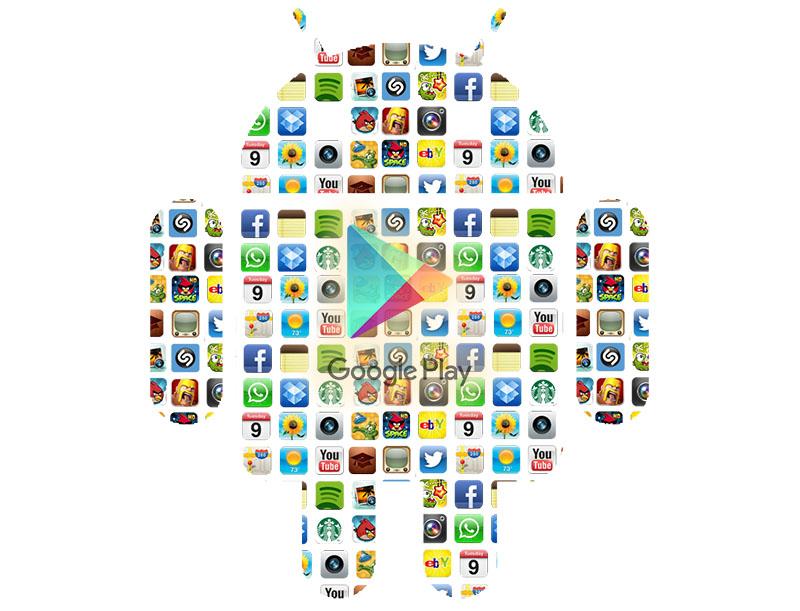 Android Apps Google Play Store aplicações