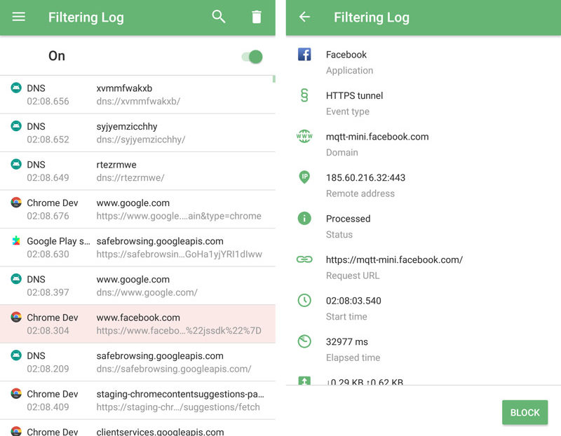 GO Keyboard App Spyware Android
