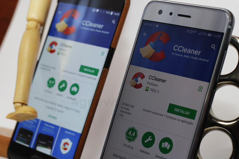 Android Malware CCleaner