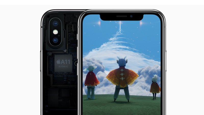 Apple iPhone 8 e iPhone X em mais benchmarks surpreendem