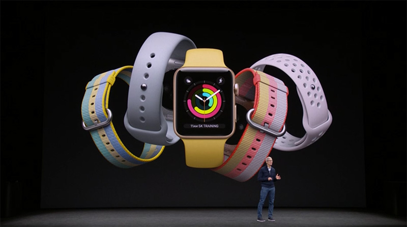 Apple Wach Series 3 Smarwatch