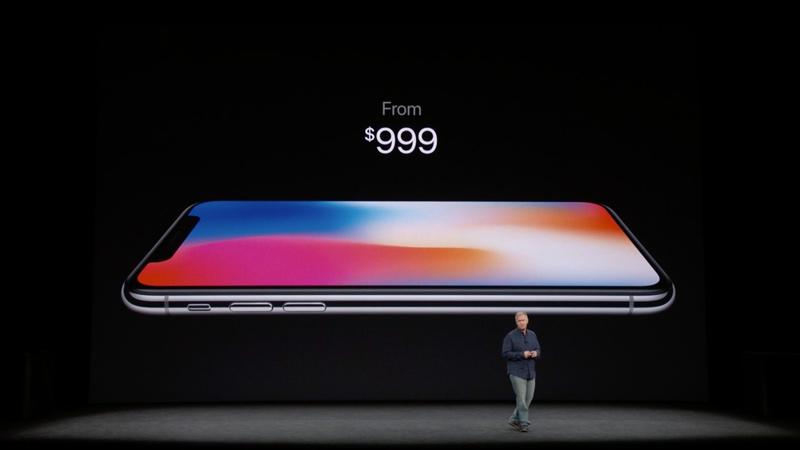 Apple iPhone X: Este é o verdadeiro custo de produção!