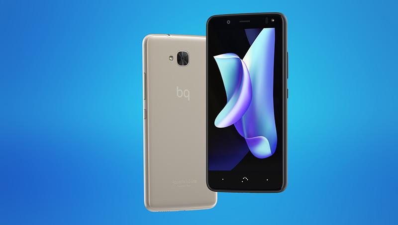 BQ Aquaris U2 smartphone