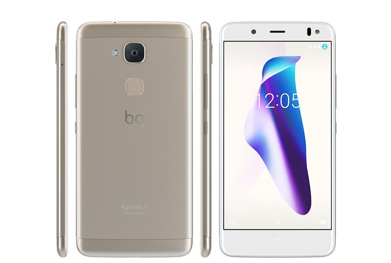 BQ Aquaris V smartphone