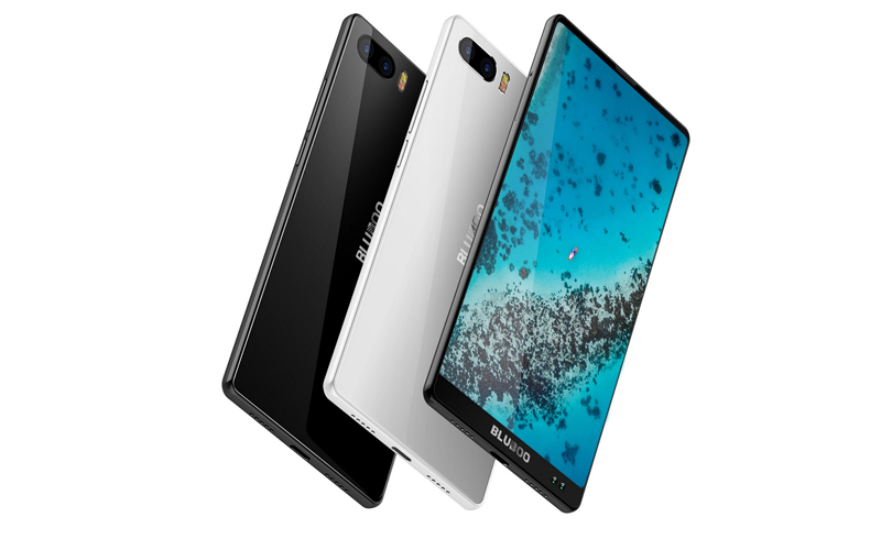 Bluboo já está a preparar o próximo smartphone com ecrã sem margens