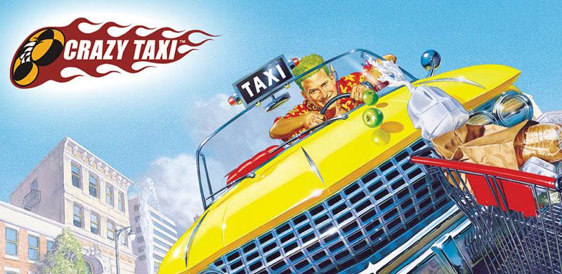 Sega Crazy Taxi Android