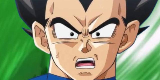 Dragon Ball Super Goku Vegeta Anime