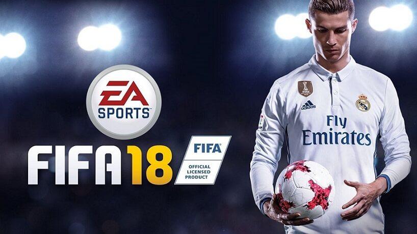 EA disponibiliza trailer de novo FIFA 18